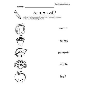 Thanksgiving Worksheets {No Prep Math Literacy and Writing}