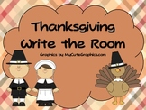 Thanksgiving Write Around the Room 1