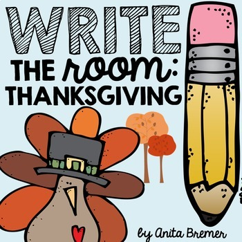 Write the Room Thanksgiving