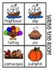 Thanksgiving Write the Room Freebie