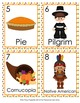Thanksgiving Write the Room Activity