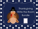 Thanksgiving Write the Room Bundle
