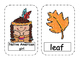 Thanksgiving Write the Room- Includes 3 levels of answer sheets