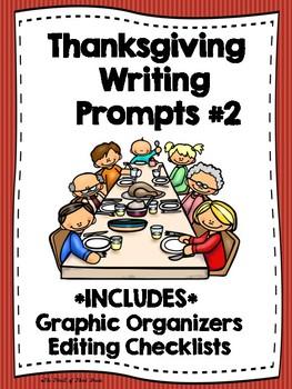 Thanksgiving Writing #2