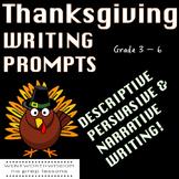 Thanksgiving Writing Thanksgiving Activities Thanksgiving no prep