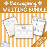 Thanksgiving Writing Activites