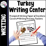Thanksgiving Writing Center K-1