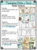 Thanksgiving Writing Centers: Idea Development ~ BME ~ Beginning Middle End