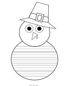 Thanksgiving Writing Craft