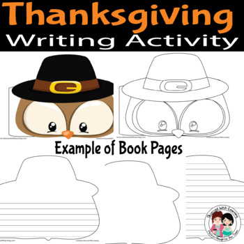Thanksgiving Writing Craftivity