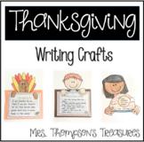 Thanksgiving Writing Crafts