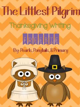 Thanksgiving Writing Freebie