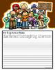 Thanksgiving Writing Genres: Activity and Bulletin Board Display