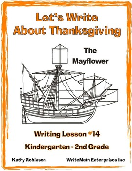 Thanksgiving Writing Lessons & Activities | 5 Full Days of Writing Lessons!