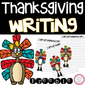 Thanksgiving Writing Paper