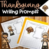Thanksgiving Writing Prompts {15 Fun Prompts}