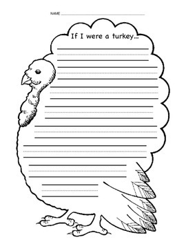 Thanksgiving Writing Prompts!