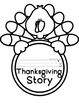 Thanksgiving {Writing Prompts and Themed Papers}