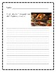 Thanksgiving Writing Prompts with Rubrics