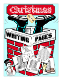 Christmas Writing Story Poem Pages Papers 50 Pk +BONUS 12