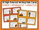 Thanksgiving Writing Prompt Task Cards - Opinion, Informat