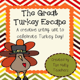 Thanksgiving Writing: The Great Turkey Escape