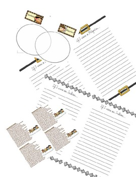 Thanksgiving Writing and Activity Pack