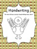 Thanksgiving Writing and Handwriting Pack for Primary