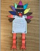Thanksgiving Writing and Turkey Craftivity