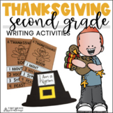 Thanksgiving Writing for Second Grade