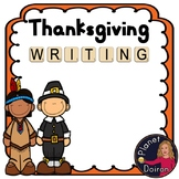 Thanksgiving creative writing, writing prompts, decoding and craft