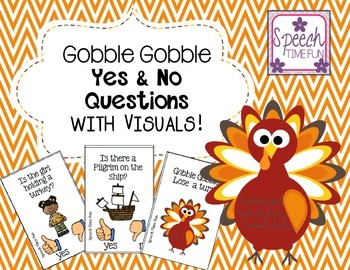 Thanksgiving Yes No Questions