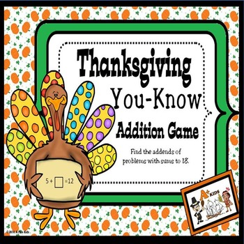 Thanksgiving You-Know Addition