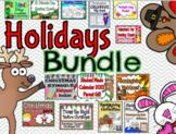 Holiday Activities Bundle