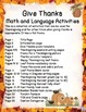 Thanksgiving and Fall Bundle