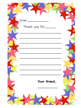 2nd Grade Full Day Emergency Sub Plans/Thank You's at Thanksgiving Time