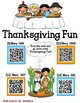 Thanksgiving and Turkey Fun using QR Codes and Links