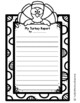 Thanksgiving and Turkey Nonfiction Writing Printables