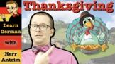 Thanksgiving auf Deutsch