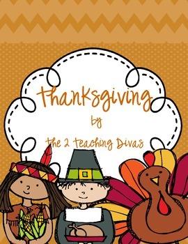 Thanksgiving by The 2 Teaching Divas