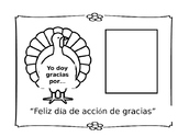 Thanksgiving Dia  de  accion de gracias