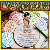Thanksgiving for BIG KIDS