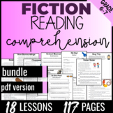 6th Grade Reading Comprehension Passages and Questions {Fiction Bundle} (PDF)