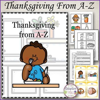 Thanksgiving from A-Z
