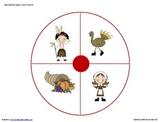 Thanksgiving graphing game