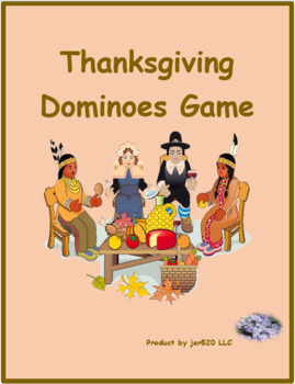 Thanksgiving in Portuguese Dominoes