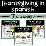 Thanksgiving in Spanish Activity Pack - Accion de Gracias