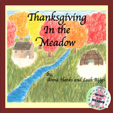 Thanksgiving in the Meadow Song Tale Ebook Bundle