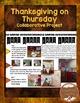 Thanksgiving on Thursday Literature Unit