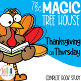 Thanksgiving on Thursday Guided Reading Magic Tree House